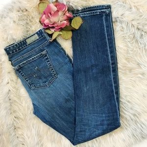 AG Adriana Goldschmied Stilt Cigarette Jeans 29
